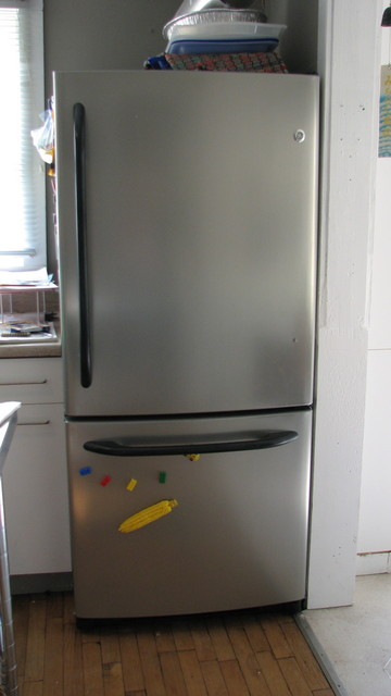 the new fridge!