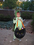 Ready to go trick-or-treating!