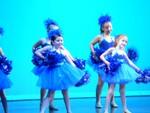 Zoe's dance recital 2005
